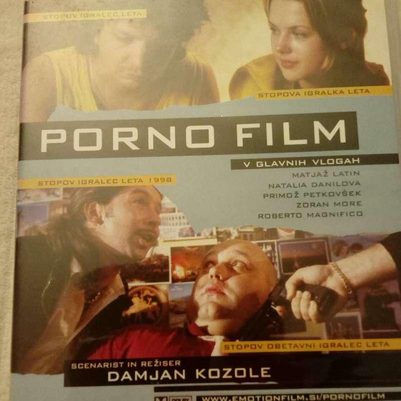 DVD Porno film