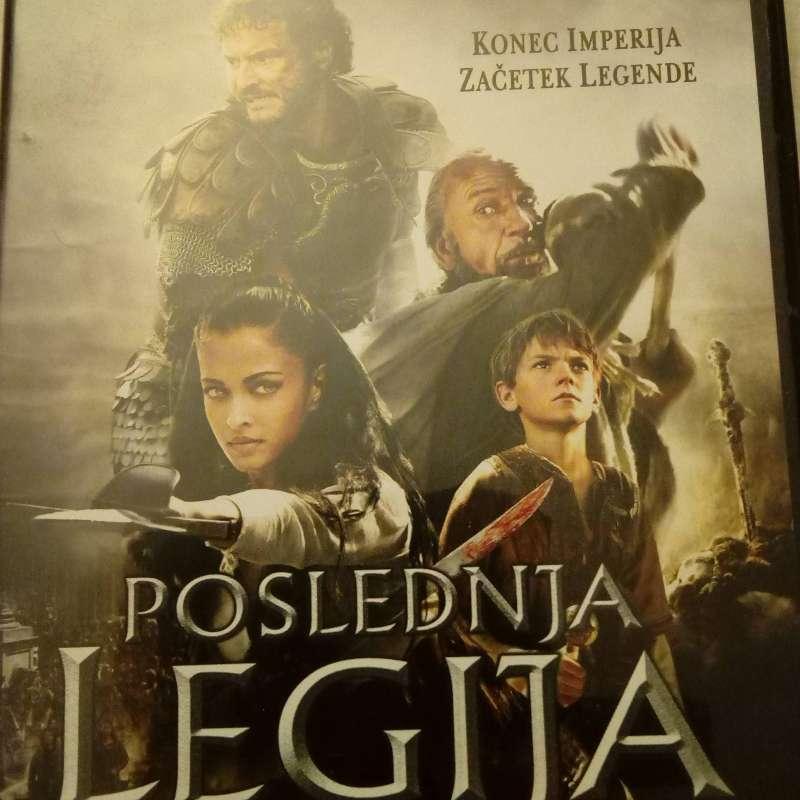 DVD Poslednja legija