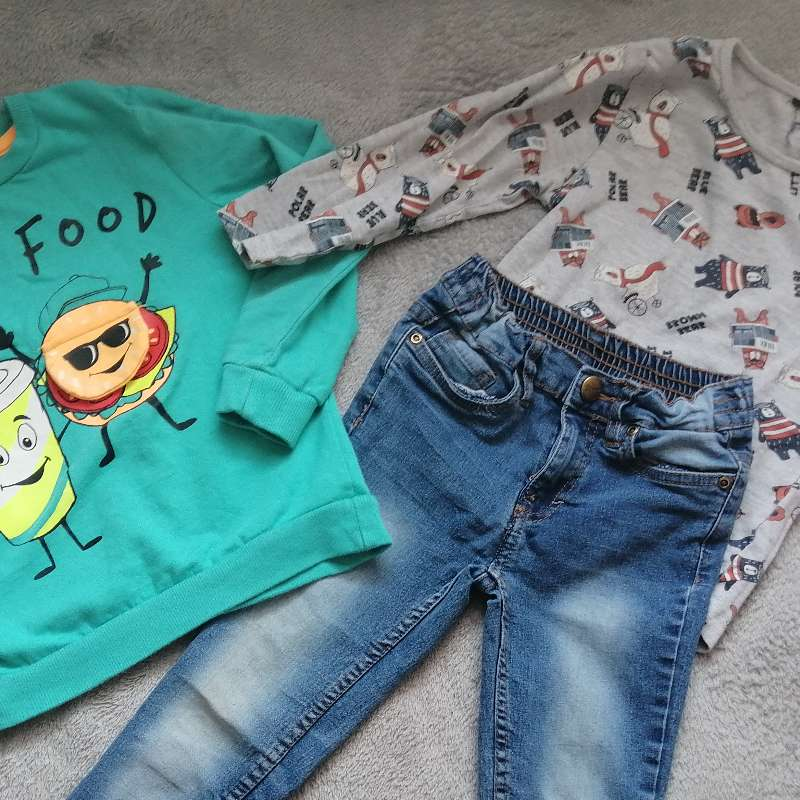 Oblačila 110