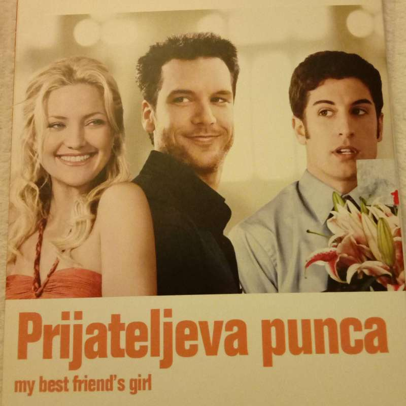 DVD Prijateljeva punca