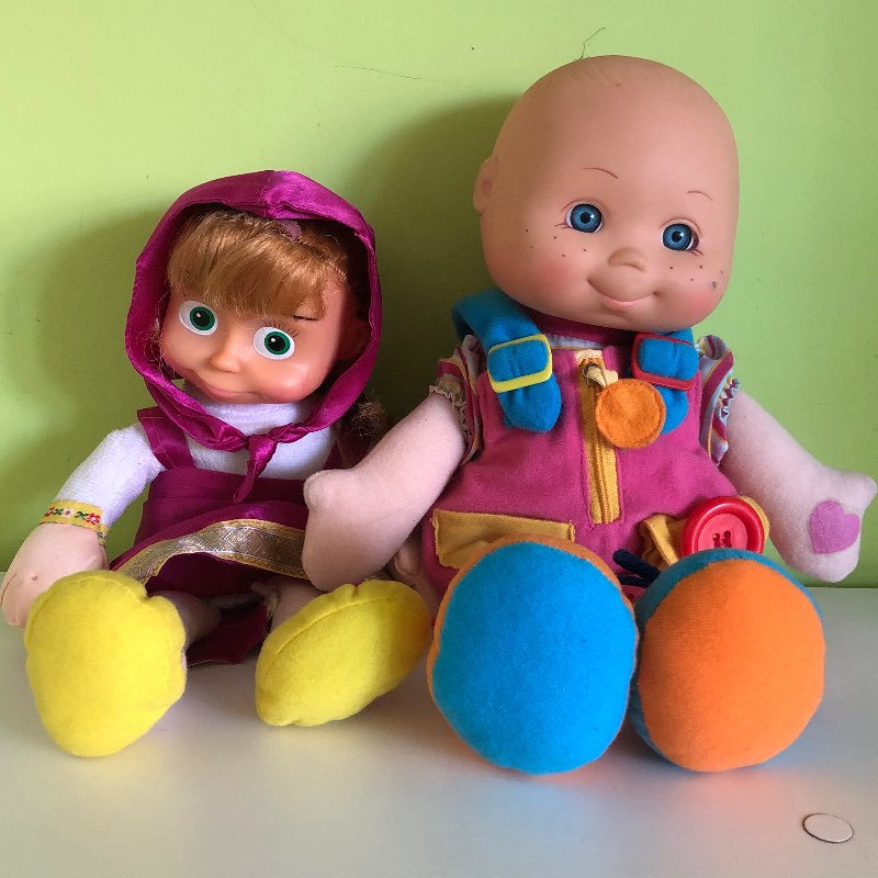 Dve punčki
